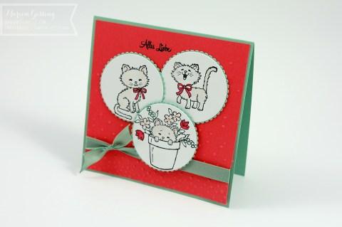 stampinup_pretty kitty_geburtstagskarte