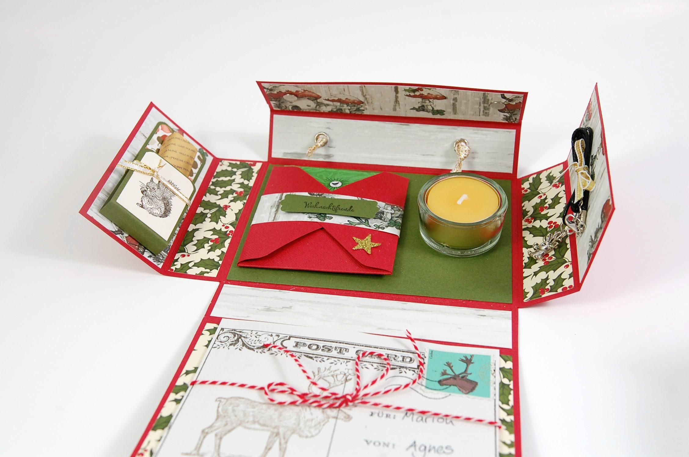 weihnachten stampin up in m nchen. Black Bedroom Furniture Sets. Home Design Ideas