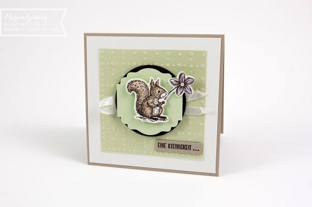 "Stampin Up Geburtstagskarte ""Special Someone"""