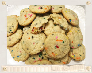 party cookie platter