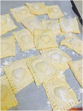 chick pea puree filled ravioli edited