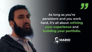 building your portfolio