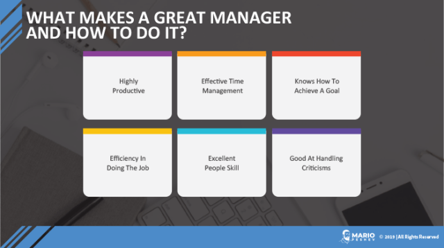 What Makes A Great Manager And How To Do It?