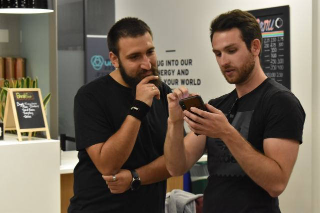 leverage smartphone for work activities