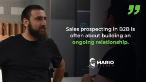 sales prospecting strategies
