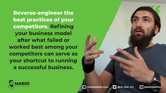refining your business model