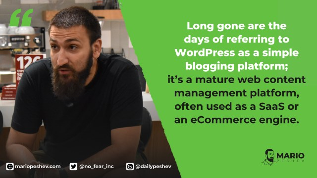 web content management platform
