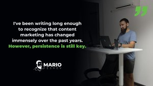 content marketing lessons