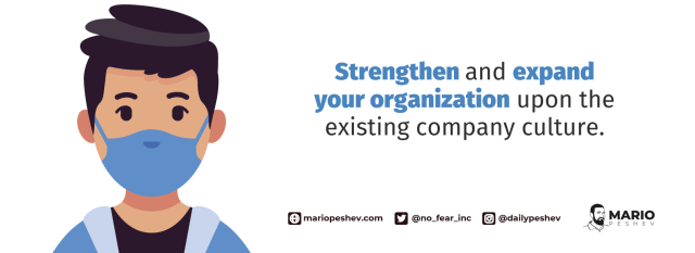 expand your organization