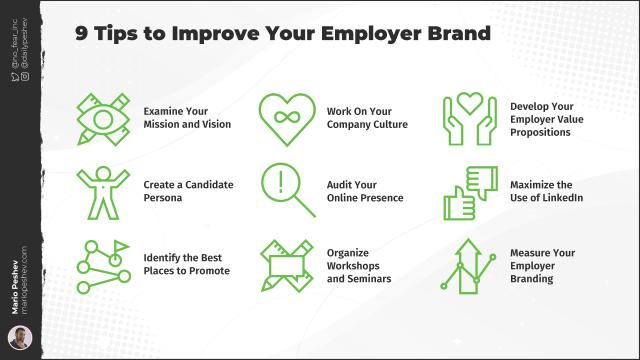 Improve Your Employer Brand