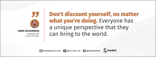 Quote by Mark Zuckerberg
