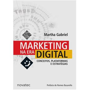 Livro Marketing na era digital