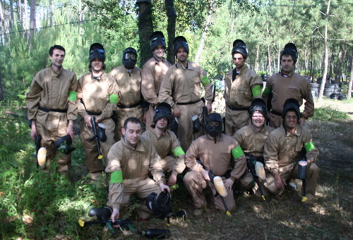 The Arbo War: green team