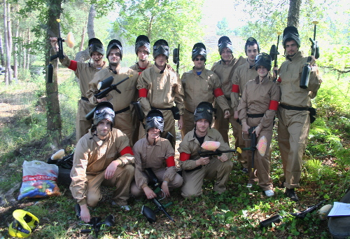 The Arbo War: red team