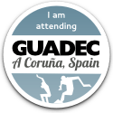 I'm going to GUADEC