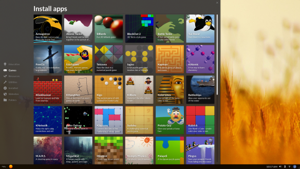 Endless OS App Center