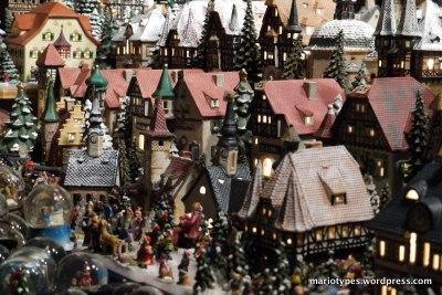 Christmas ornaments at Salzburg Christmas Markets