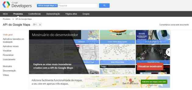 Google Developers - Maps