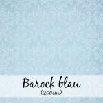 Barock Blau (200 cm)