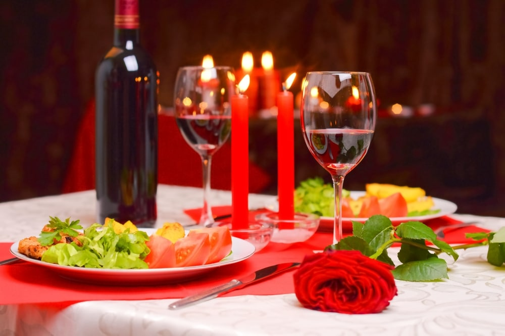 Romantic dinner for two prepared by you mariposa farms romantic dinner for two prepared by you forumfinder Images