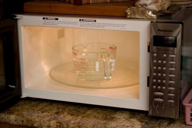 Hasil gambar untuk heating water in microwave