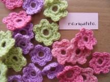 flores crochet 1