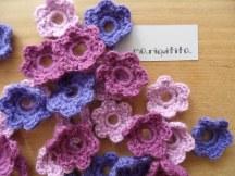 flores crochet 2