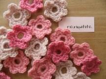 flores crochet 5