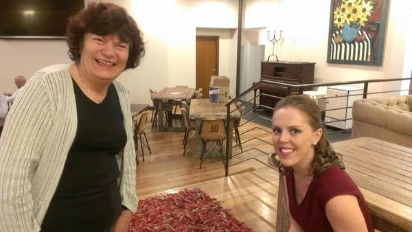 Rose van Son & Danielle McGee