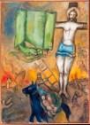 Crucifixión amarilla