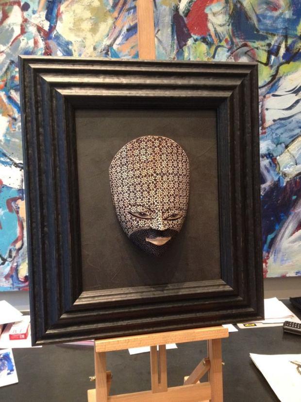 Máscara de La India