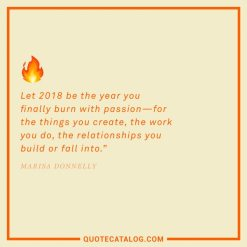 let 2018 be your year