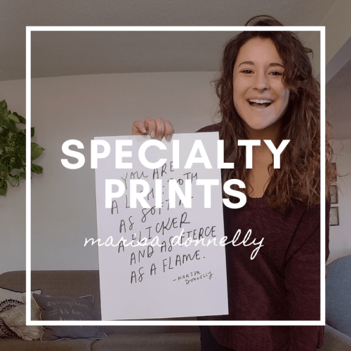 specialty prints by marisa donnelly