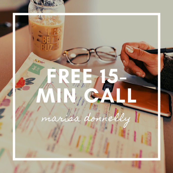 free consult 15min
