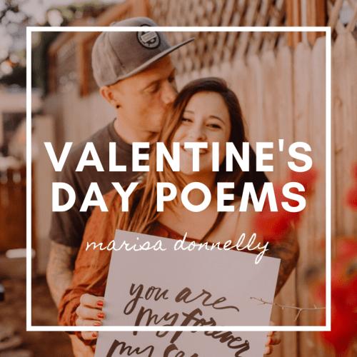 custom love poem