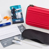 New Japan Airlines ZERO HALLIBURTON Business Class Amenity Kits Will Have You Over the Moon