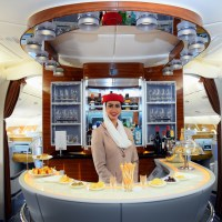 The Best Bits of Emirates' A380 Two-Class Cabin Flash Tour
