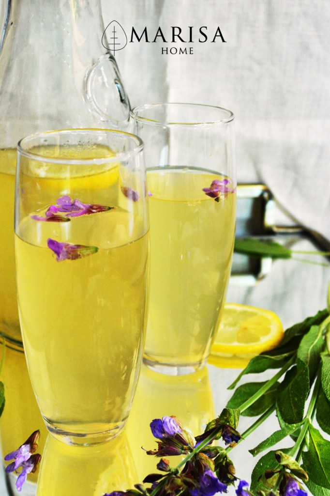 sage lemonade recipe