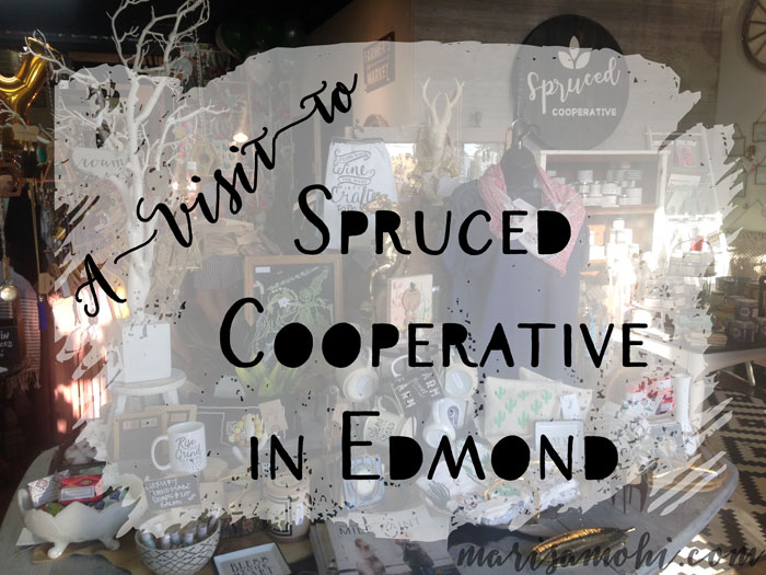 A Visit to Spruced Cooperative in Edmond, OK