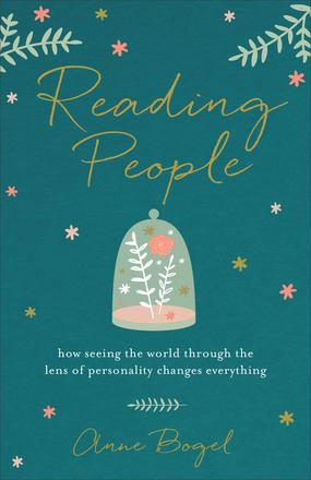 Reading People by Anne Bogel: A Personality Handbook for Fiction Writers