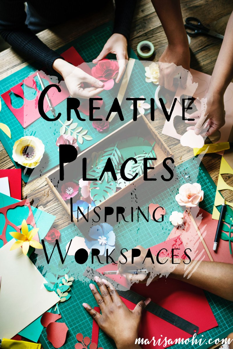 Creative Places: Inspring Workspaces