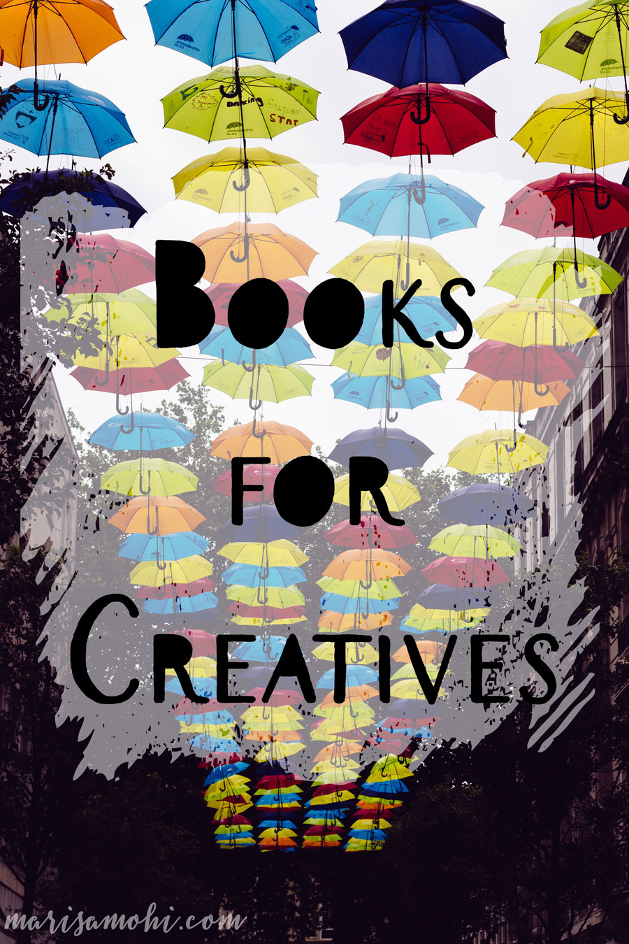 Books for Creatives