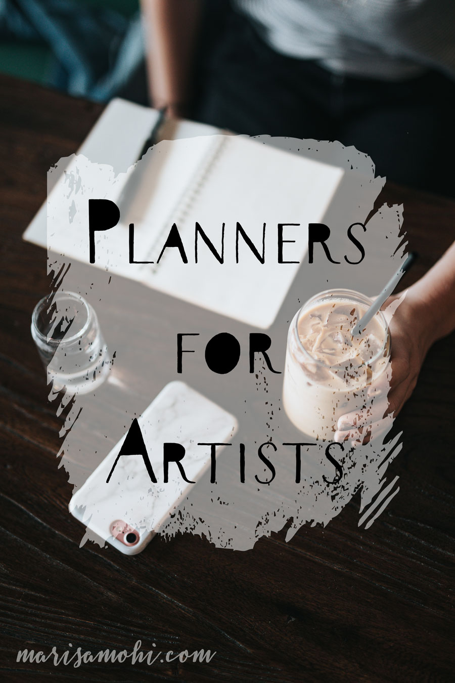 Planners for Artists: Tools to Help You Track Your Productivity
