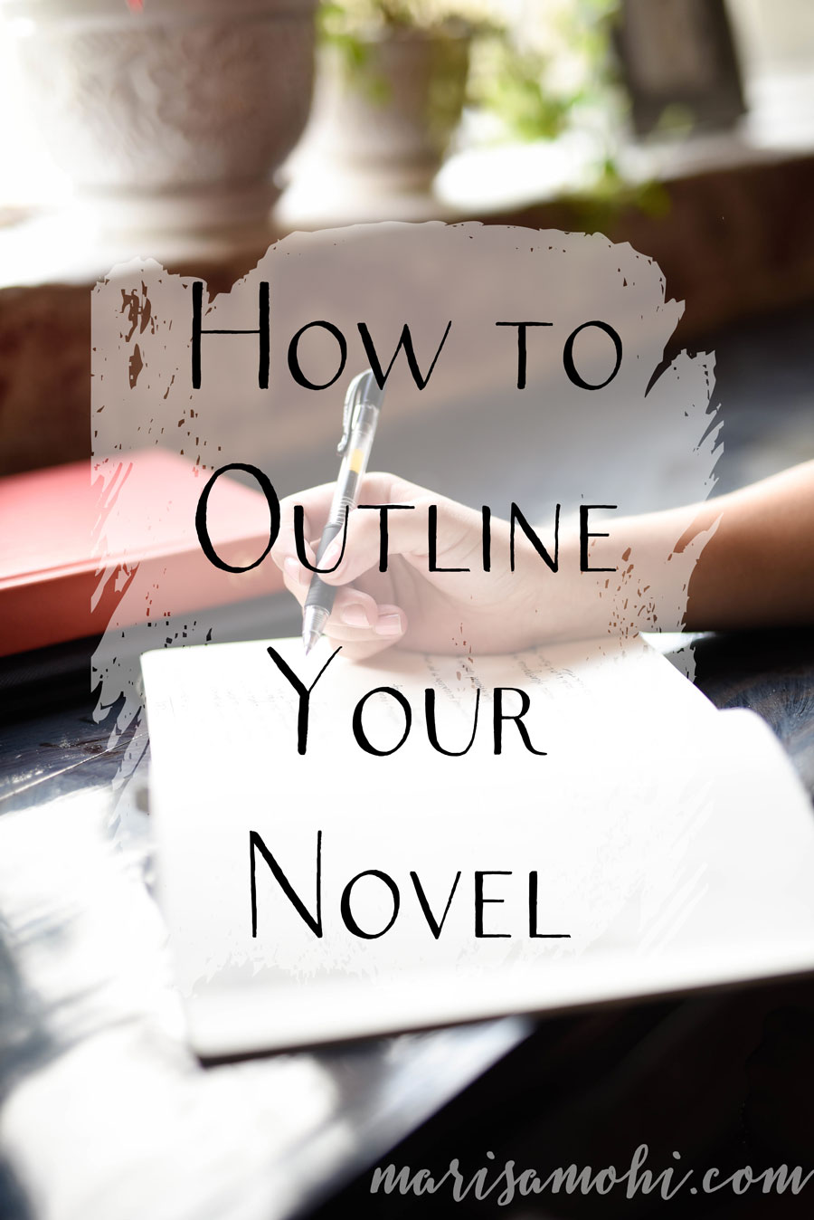 How to Outline Your Novel