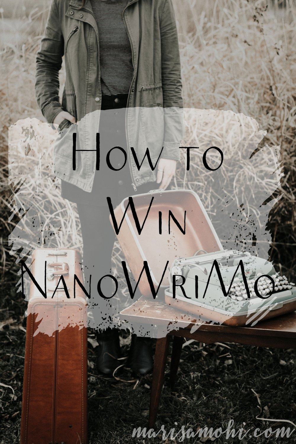 How to Win NaNoWriMo