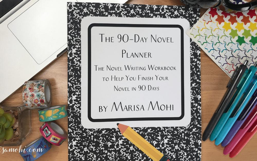 The 90-Day Novel Planner