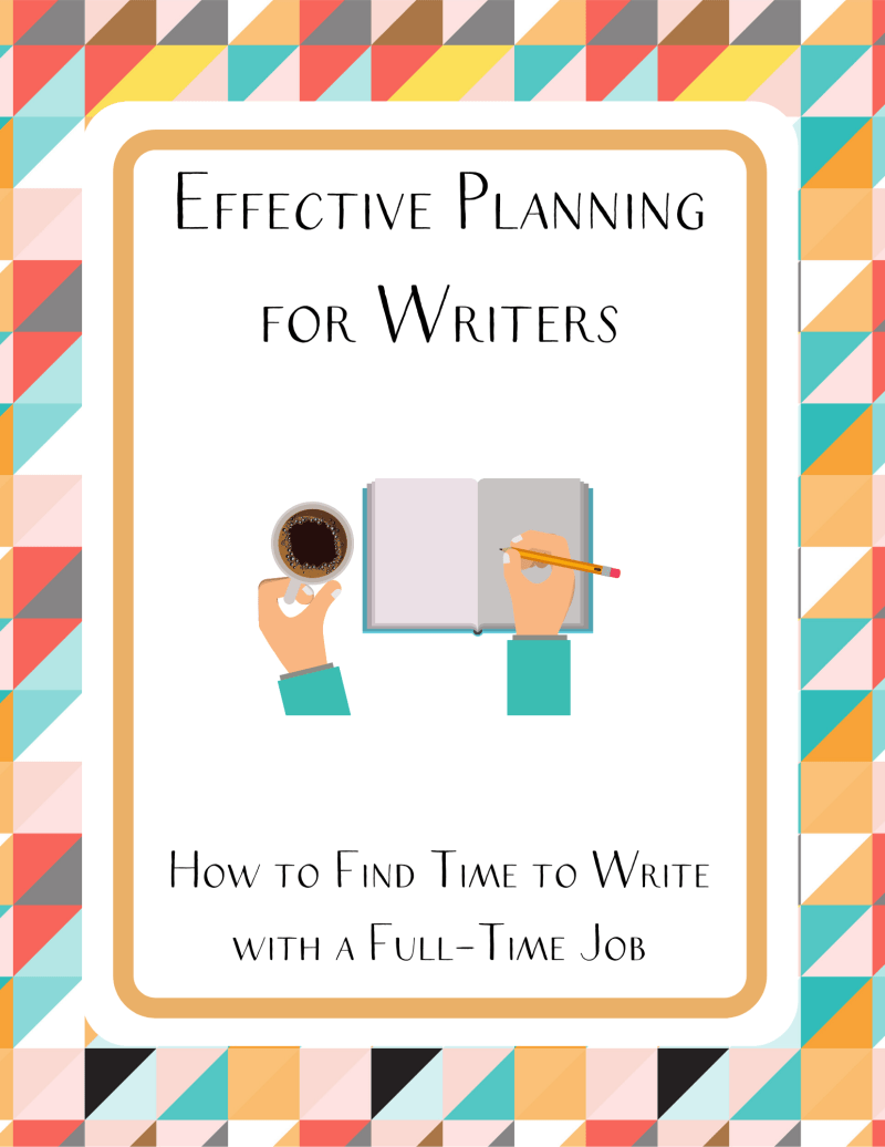 cover of Effective Planning for Writers
