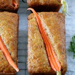 Gluten Free Mini Carrot Loaves