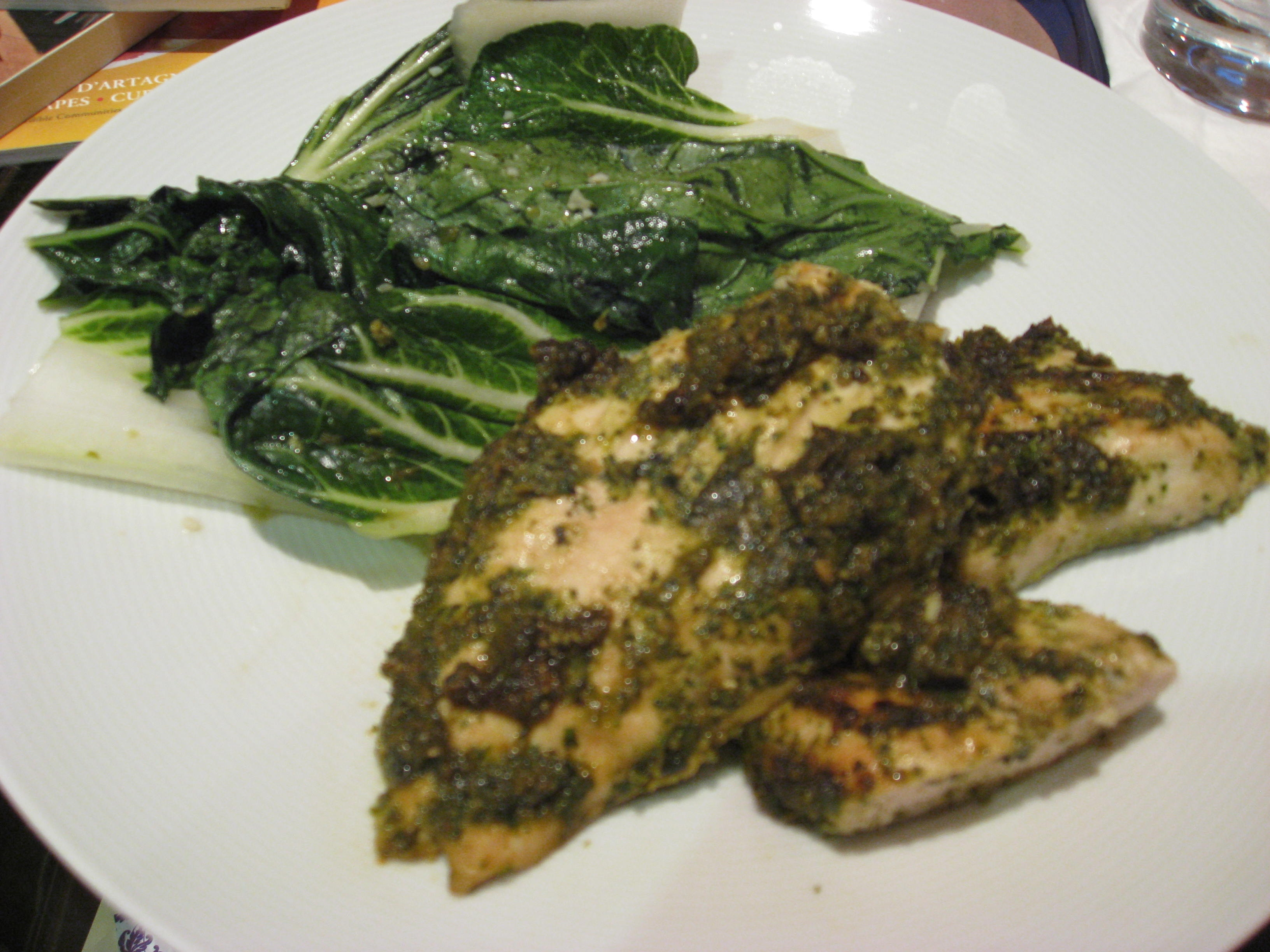 chicken - herbs