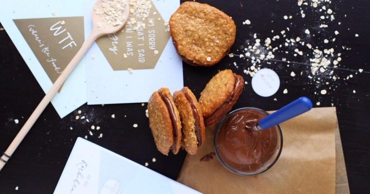 Swedish Oat Cookies
